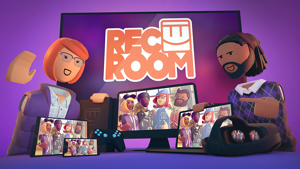 Rec Room on iOS