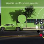 Porsche Launches a New Augmented Reality Car Configuration App