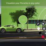 Porsche Launches a New Augmented Reality Car Configuration App