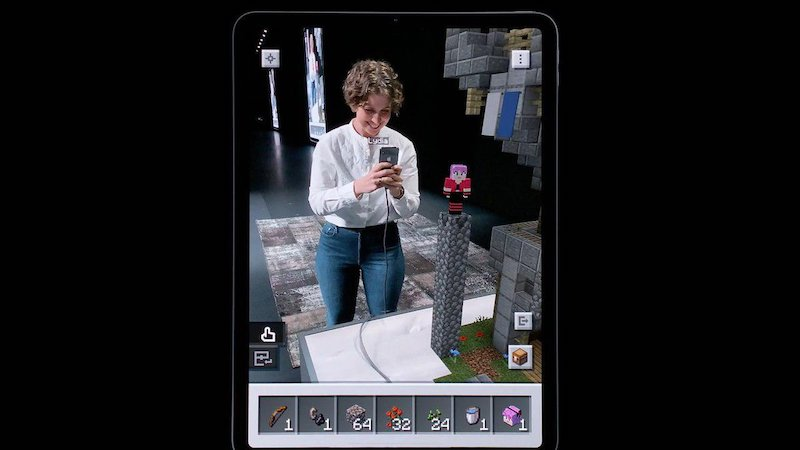 Apple Unveils ARKit 3 Which Features Human Occlusion, Body Tracking