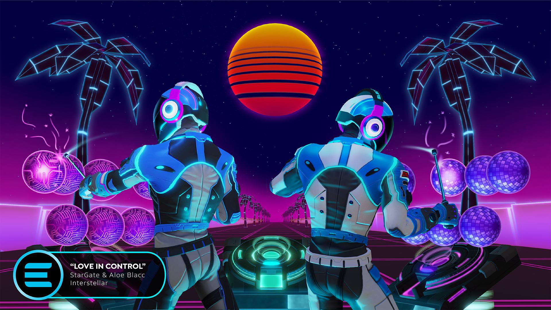 Electronauts propose une expérience musicale révolutionnaire en réalité virtuelle