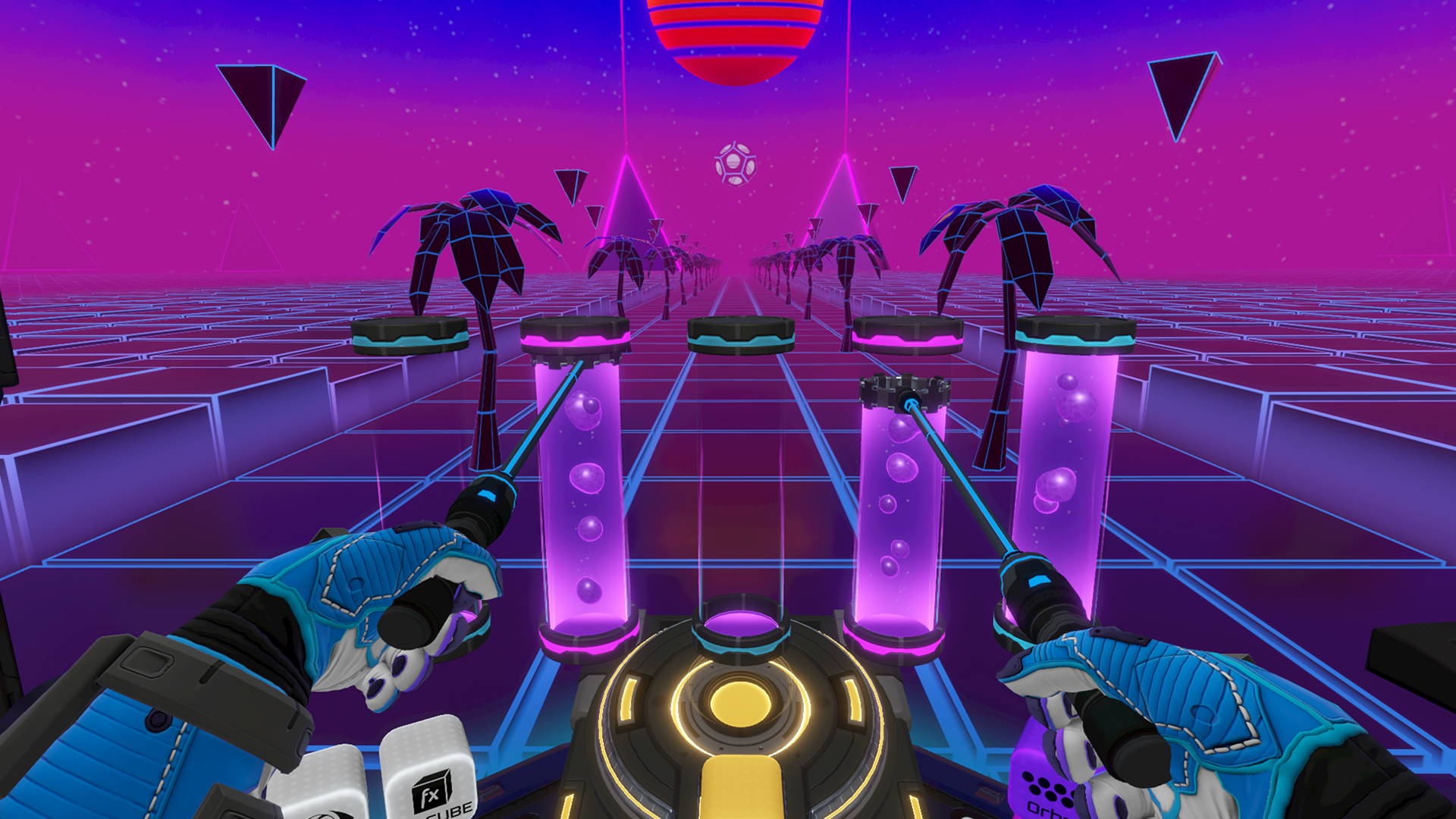 Electronauts game