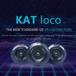 VR Locomotion System 'KAT Loco' Surpasses Kickstarter Target in 21 Hours