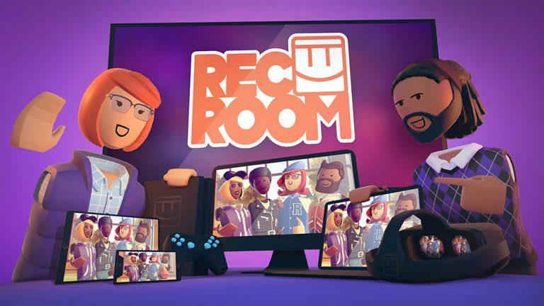 Rec Room iPhone Beta