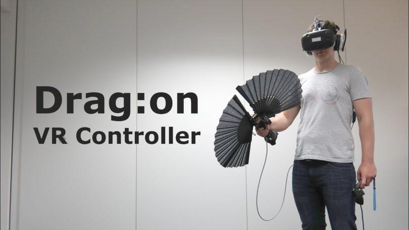 Drag:On VR