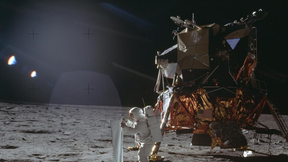 Google Apollo 11 Command Module