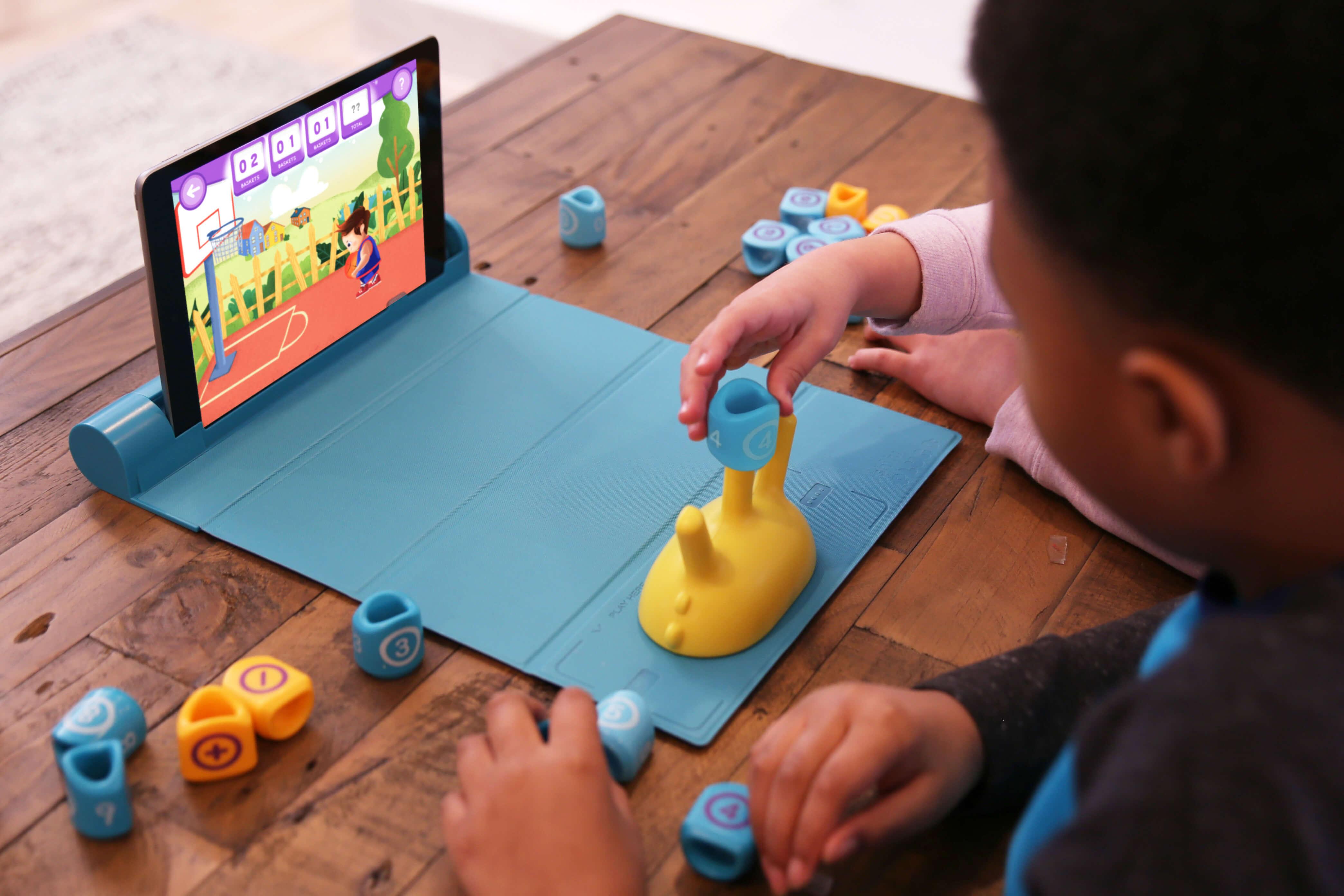 Kids can use PlayShifu to learn STEM skills