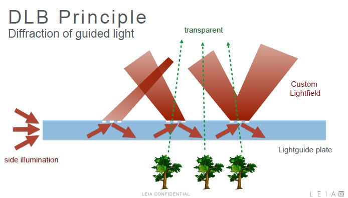 Leia DLB Principle
