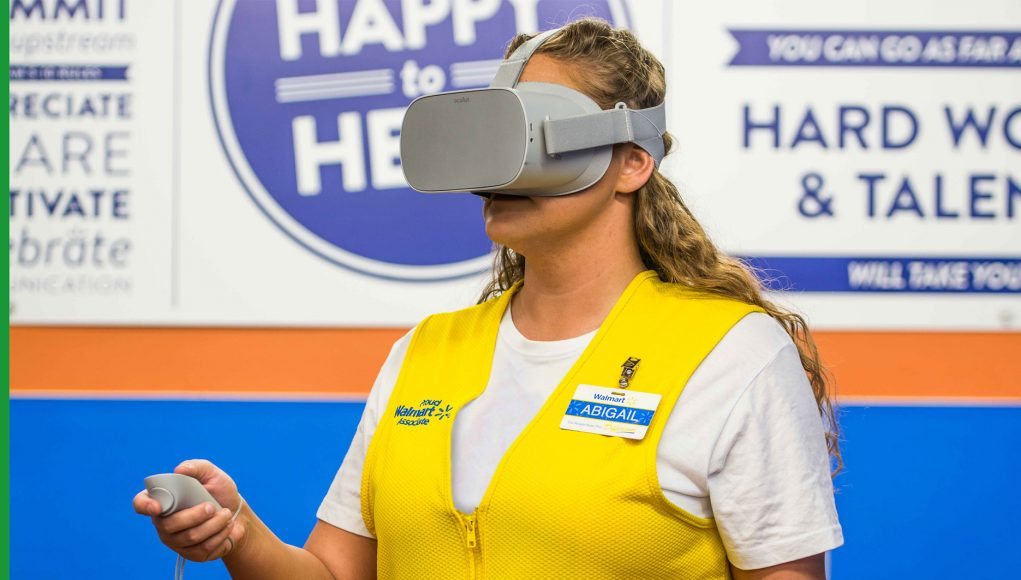 Walmart VR Employee Assessment