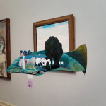Facebook Launches an Augmented Reality 'Virtual Wing' Exhibit at the Tate Museum