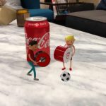 Coca Cola Soda Cans Trigger Animated Stories in Augmented Reality