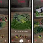 Time Mixed Reality App Sheds Spotlight into the Fast Disappearing Amazon Rainforest