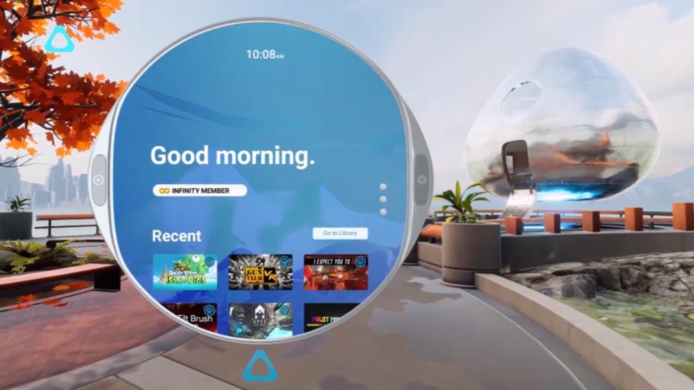 Vive Reality System