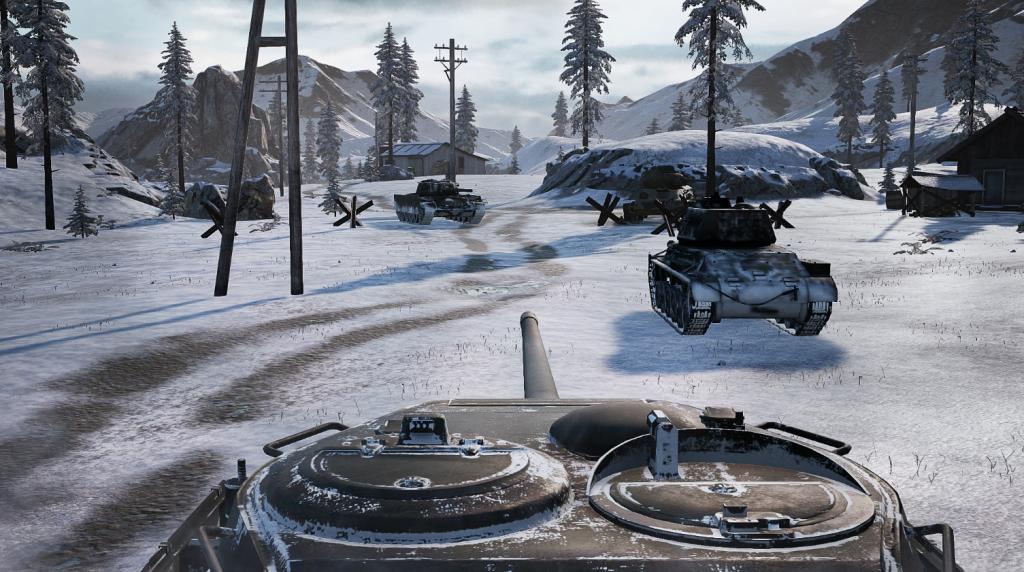 World of Tanks SynthesisVR
