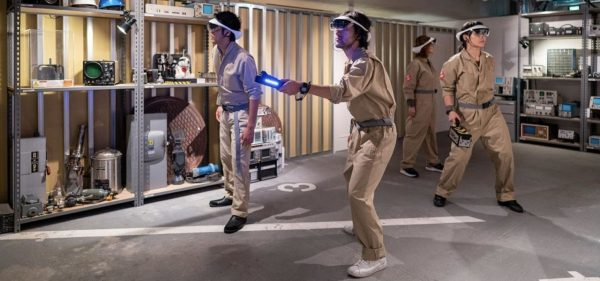 Sony launches location based Ghostbusters augmented reality experience