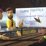 VR Telepresence Platform 'Glue Collaboration' Raises $3.9 Million for its Immersive VR Collaboration Platform