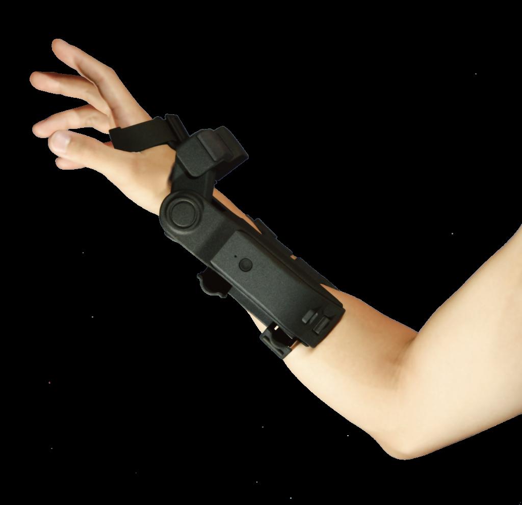 EXOS Wrist DK2 Simulates Haptic Feedback
