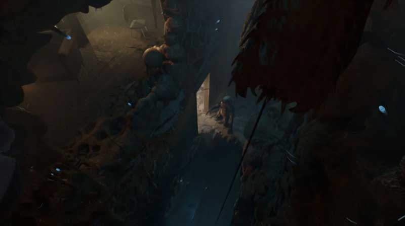 Half-Life: Alyx dark alleys