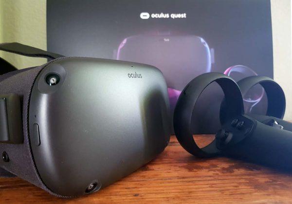 Oculus Quest Update