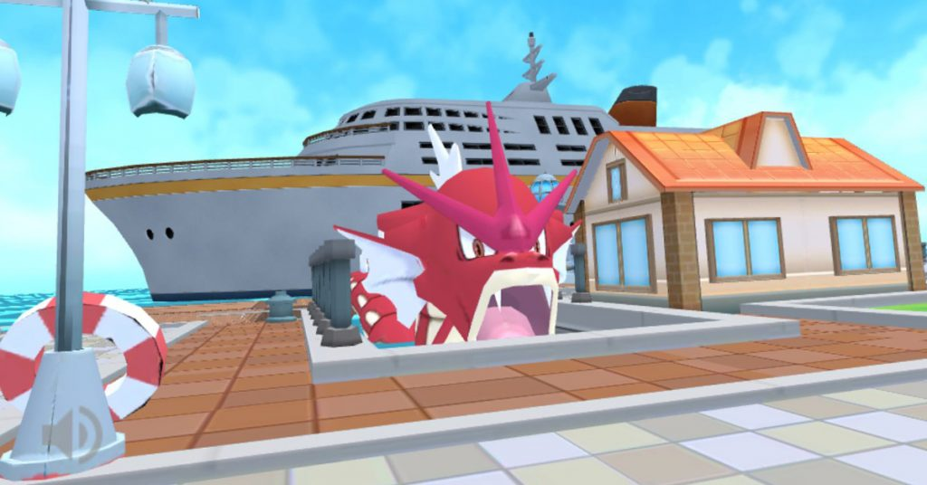 The Unofficial Pokemon VR