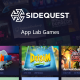 Applab.games URL Takes You to App Lab Content Directory on SideQuest