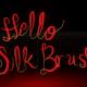 Silk Brush is a WebXR Export of Tilt Brush