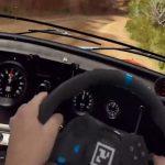 Mixed Reality Masking: Varjo Brings Real Gaming Steering Wheel into the VR Cockpit